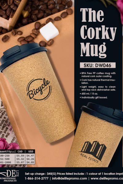 0224 the corky mug-L
