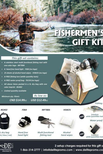 FISHERMEN'S GIFT KIT-L