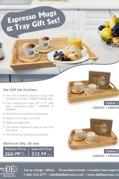 espresso mug set-L