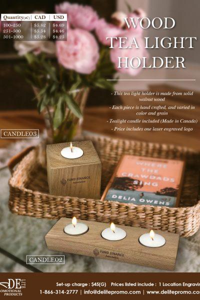 candle holder-L